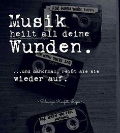 #Musik heilt...