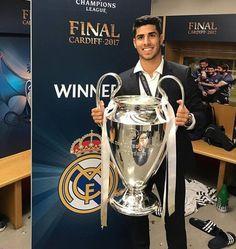Asensio Real Madrid for la Duodecima 2017 Cardiff