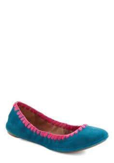 Bound to Blossom Flat, #ModCloth...love these!