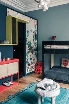 Квартира в Париже от Уда Architetti