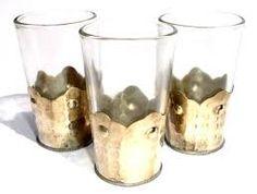tea glasses moroccan