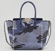 Valentino-Rockstud-Denim-Camouflage-Shopper.jpg (640×591)