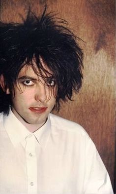 Robert Smith so many days, and his eyes always have beauty in them