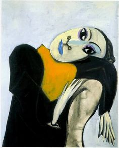 #picasso - 1936 buste de dora maar (formerly dora maar collection)