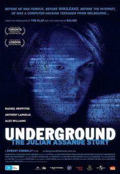 Watch Underground: The Julian Assange Story Full Movie Online