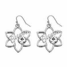 Pendientes  Guess Stars OUTLET  UBE11203