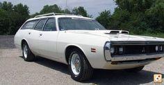 1969 Dodge Coronet Deluxe wagon