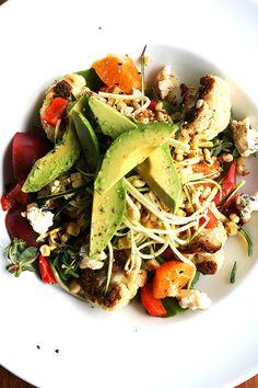 Veggie Veggie Salad