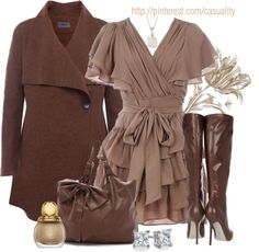 """Ruffles & Bows"" by casuality on Polyvore"