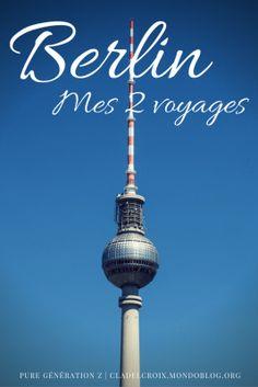 Berlin : 2 cadres, 2 voyages… via @ cladelcroix – Pure Génération Z #berlin #allemagne #germany #voyage #trip #voyagescolaire #travel