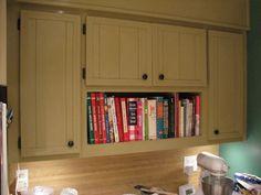 Cookbook Storage