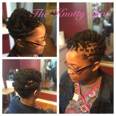 Loc Style Styled By: Maquita James Call (803)-237-1894 or Book a consultation online at: www.styleseat.com/theknottyspot  #dreadstyles #dreadlockstyles #theknottyspot #styles #masterloctician #locs #locstyles #twist #barrels #barreltwist #barreltwistupdo #fishtailbraid #locbun