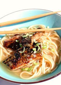 """Les Cuisines de Garance: """"Saba"""" like """"Unagi"""" & Le Maquereau laqué à la japonaise ou la beauté cachée des """"Mal et Mets""""..."""