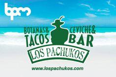Todo listo para recibir el BPM 2014 , visitamos tendremos como vecinos la tienda oficial del BPM Los Pachukos PLaya del Carmen restaurant Bar