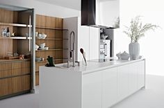 Slim & Easy Table | Elmar Cucine