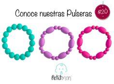 Pulseras PetitMon