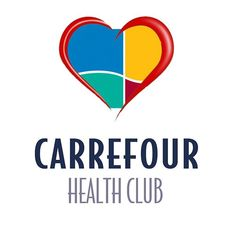 Carrefour Valentines logo! (Bit blurry, wasn't original copy)