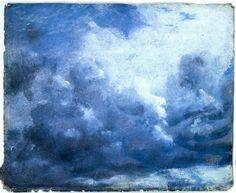JohnConstable - Wolkenstudie