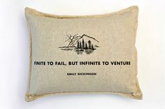 #Quote #Pillow by #Izola #Home #Decor #Interior #Design #VivirBonito Visíta nuestra página www.juliana.mx