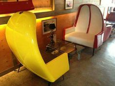 bar made from car fenders - Yahoo Image Search Results