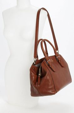 KATE SPADE  Brown Brighton Park Sloan Satchel