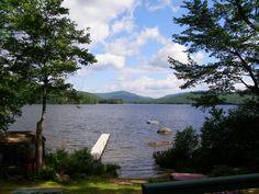 Goose Pond, Canaan