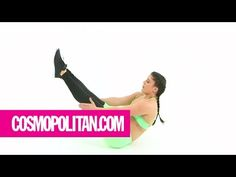 3-Minute Abs Video Workout — Abs Workout for Belly Fat