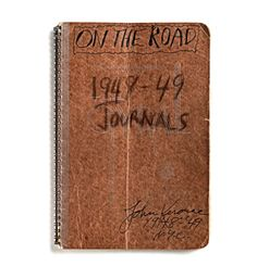 On the Road journal 1947-49 by Jack Kerouac
