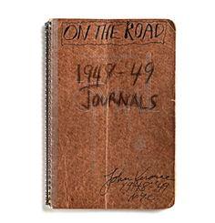 On the road, Journals of Jack Kerouac, 1948-1949