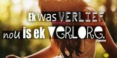 Afrikaans ♡ Afrikaanse Quotes