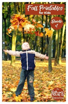 We love Fall and we