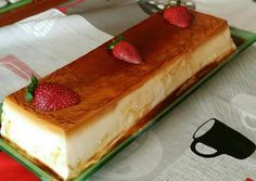 Flan de queso                                                                                                                                                                                 Más Sweet Recipes, Cake Recipes, Thermomix Desserts, Pan Dulce, Sin Gluten, Food Design, Just Desserts, Food And Drink, Sweets