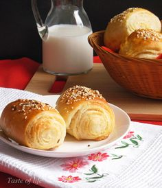 Taste of life: Padejske kifle