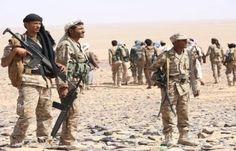 """اخبار اليمن الان الجيش يتقدم في"""" صعدة"""" ومنفذ استراتيجي تحت السيطرة النارية"""