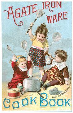 Trase Card. Propaganda bem antiga de utensílios de casa
