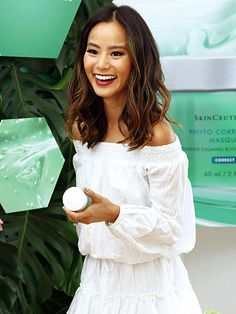 Star Tracks: Wednesday, August 3, 2016 | YOU GLOW GIRL  | Jamie Chung is happy and glowing as she attends the launch event for…