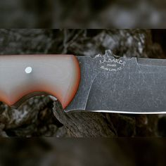 ***SOLD*** S-tac available for purchase.  This one is in 154CM stainless, jade G10 scales and orange spacers.  Priced without sheath so you can choose which one you want.  205.00 shipped US.  contact me for more details and photos.  #knives #knife #knifeporn #usnfollow #usnstagram #everydaytactical #everydaycarry #edc #tactical #hunting #bushcraft #camping #S-tac #jabakerknives