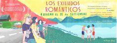¡Hoy, estreno! www.losexiliadosromanticos.com/donde-ver