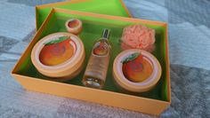 First Impressions – The Body Shop Mango Premium Selection
