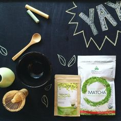 "79 To se mi líbí, 4 komentářů – @healthcentric na Instagramu: ""Very excited because I just got my #matchatea gift set from #matchadna & my #organic #nongmo…"""