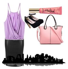 """Great look for the night "" by xxswagunicornxx ❤ liked on Polyvore"