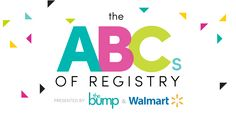 Everything you need for baby's registry--from A to Z.