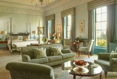 The neoclassical finery of Bath's Royal Crescent Hotel & Spa, in the centre of one of the country's most evocative streets, makes it the English escape of your dreams. Georgian Architecture, Best Boutique Hotels, Hotel Spa, Bath Uk, Somerset, Luxury, England, House, Interiors