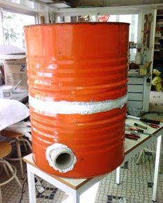 Nuno Mota: Construção de um forno a gás para alta temperatura Diy Forge, Art Projects, Projects To Try, Pottery Kiln, Raku Kiln, O Gas, Four, Blacksmithing, Tableware