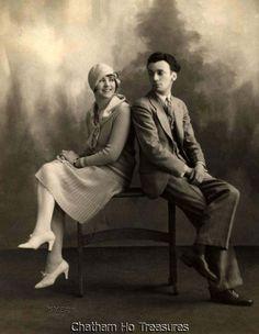 vaudeville couple