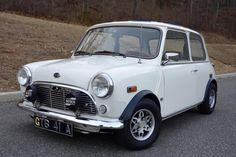 1972 Austin Mini Coupe