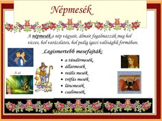 Foto i Népköltészeti alkotások 3-4. osztály részére interaktív tananyag - Google Foto Google, Education, Frame, A Frame, Frames, Educational Illustrations, Learning, Hoop, Picture Frames