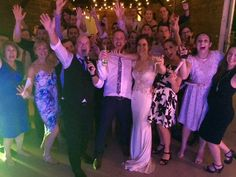 Another happy wedding crowd! Crowd, Musicals, Entertainment, Popular, Concert, Happy, Wedding, Casamento, Most Popular
