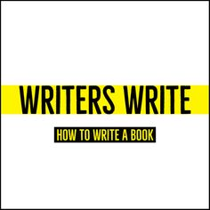 How To Write A Book Online | Writers Write