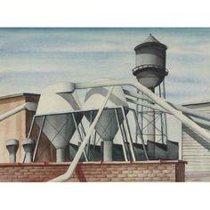 Edmund Lewandowski   Industrial Plant